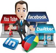 Social Media Marketing/Promoting Services: