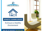 Comprehensive Domestic Cleaning Services in Adelaide