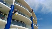 Commercial painting services