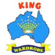 King Wardrobe installation