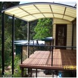 Get an Amazing Outdoor Lounge Constructed with Patios Pergolas