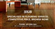 Luxurious and Elegant Engineered Oak Flooring in Melbourne
