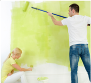 Commercial or Residential,  We can Paint any Kind of Construction