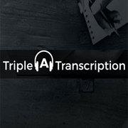 Triple A Transcription: Contact for the Best Professional Transcription Services