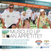 The Muscle Up For Mind Event