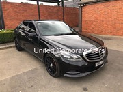 Hire Chauffeur Driven Corporate Cars With United Corporate Cars