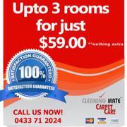 Carpet Cleaning Service in Brisbane & Toowoomba