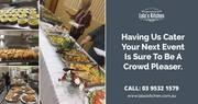 Professional Engagement Wedding Party Catering in Melbourne