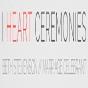 I heart ceremonies