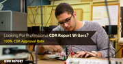 Get Your Summary Statement Written by Qualified Professionals at CDRRe