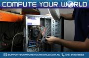 computer repair center Ascot Park