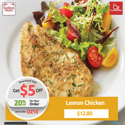 Get 20% off on your 1st Order @ Emperor Palace