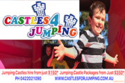 Gold coast jumping Castle hire