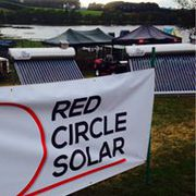 Red Circle Solar