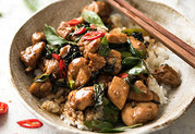 Get 10% off on your 1st Order @ Fusion Wok