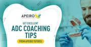 Get excellent ADC coaching tips from APEIRO tutors!