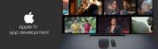 Get Best Apple TV Development Services - 4 Way Technologies