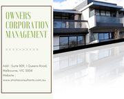 Best Owners Corporation Management in Melbourne