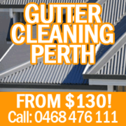 Commercial Gutter Cleaning Perth
