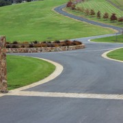 Best Driveway Edging services   Custom Asphalt