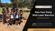 Plan Your Party With Laser Warriors