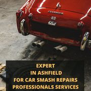 Expert in Ashfield for Car Smash Repairs Professional Services