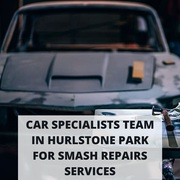 Car Specialists Team in Hurlstone Park for Smash Repairs Services