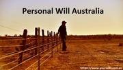 Prepare Your Personal Will in Australia Online