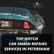 Top-Notch Car Smash Repairs Services in Petersham