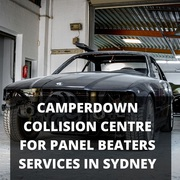Camperdown Collision Centre for Panel Beaters Services in Sydney