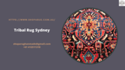 Tribal Rug Sydney