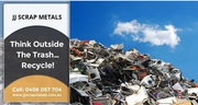 Sell at the Best Scrap Metal Prices in Melbourne