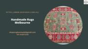 Handmade Rugs Melbourne