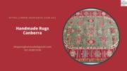 Handmade Rugs Canberra