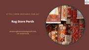 Rug Store Perth