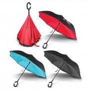 Gemini Inverted Umbrella - Custom Printed Umbrella | Vivid Promotions