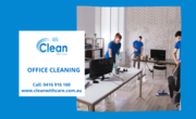 Searching for a reliable office cleaning company in Melbourne?
