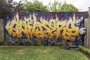 Australian Graffiti Street Artists